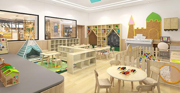 Kindergarten Center Ideas