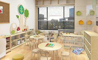 Kindergarten Classroom Design