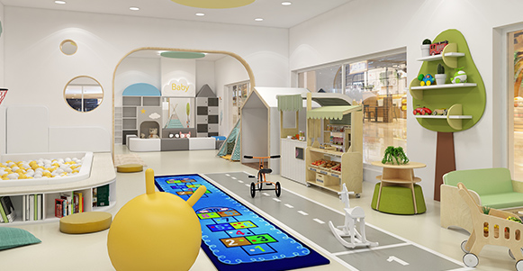 Play School Interior Design