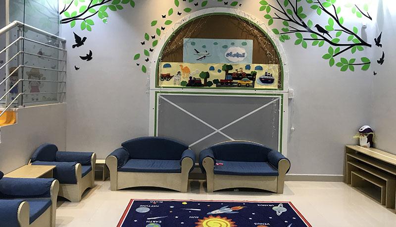 Kindergarten classroom management
